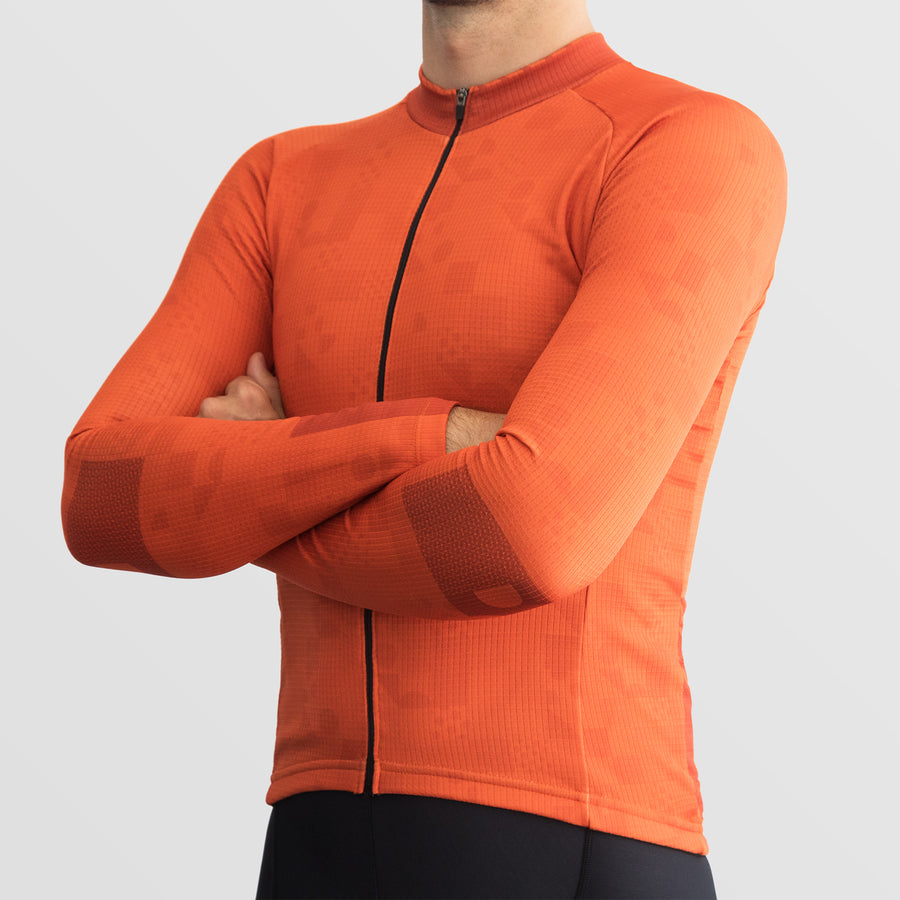 Code Thermal Jersey - Orange - XS and SM only