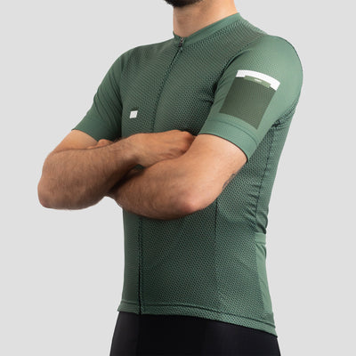 Olive - Work Jersey - 2018