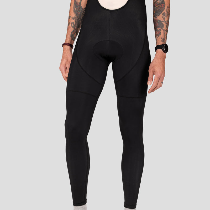 Thermal Bib Tight - Obsidian