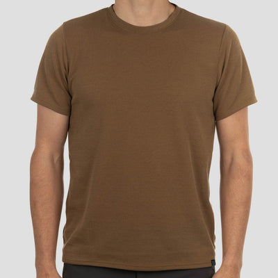 Short Sleeve Trail Shirt - Coyote