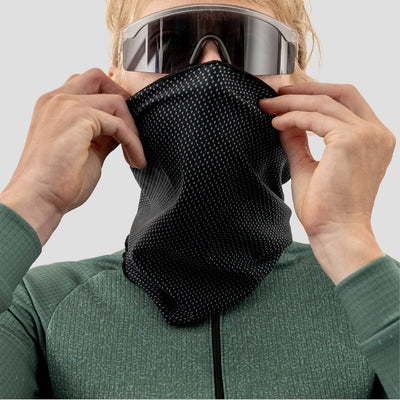 Neck Warmer - Black