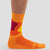 Bloom Sock - Orange