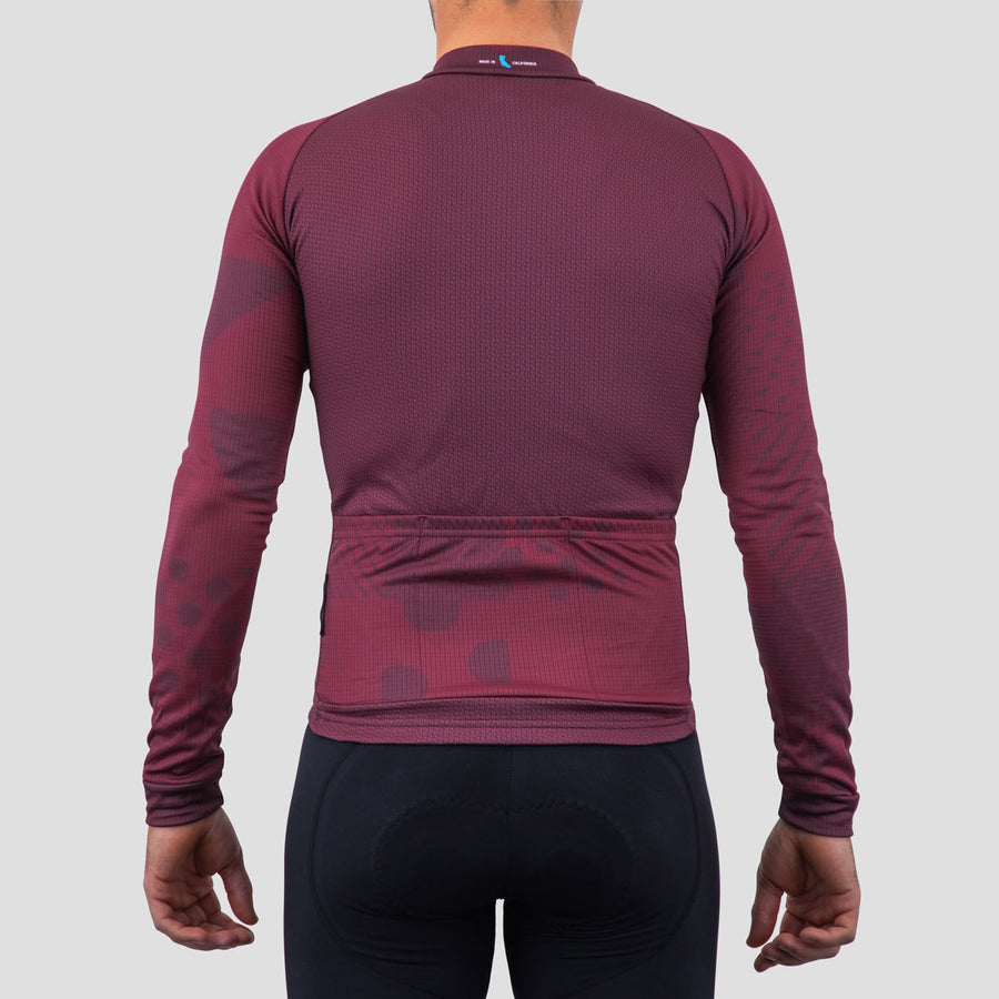 Code Thermal Jersey - Burgundy