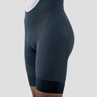 House Bib Shorts - Stone Blue