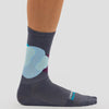 Bloom Sock - Gray