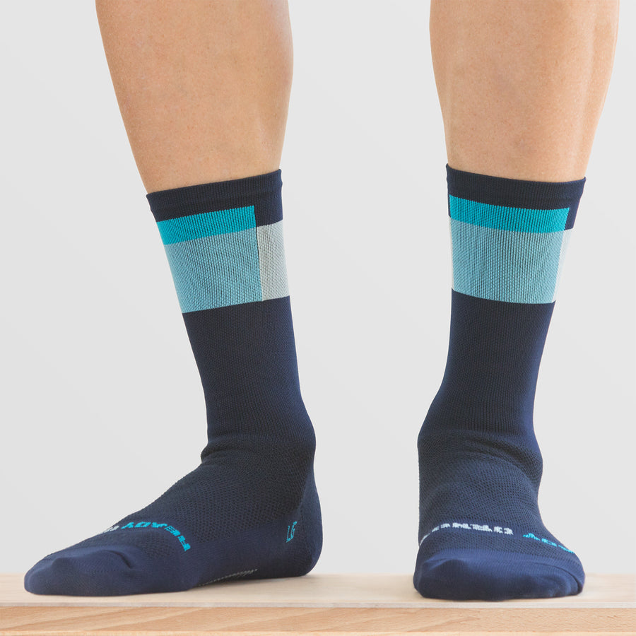 District Navy Sock