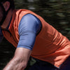 House Wind Vest - Coastal Orange