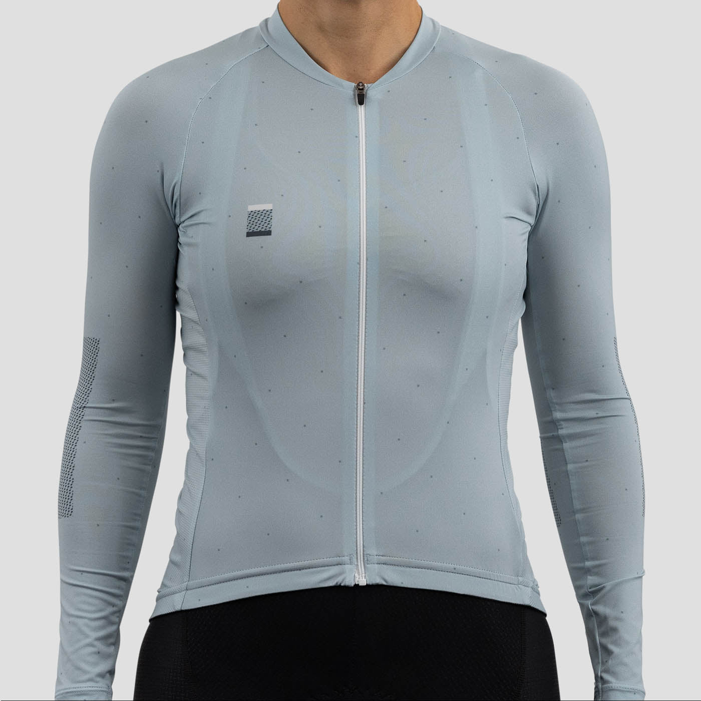 Womens LS Lightweight House Jersey - Lead