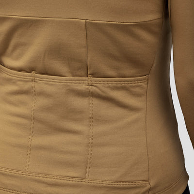 Womens Thermal Jersey - Coyote