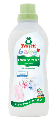 frosch baby fabric softener