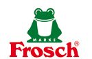 Since 1986 Frosch has made high performance, all natural cleaning products, now available in the USA. Our products are vegan, packaged in 100% recycled plastics, and are formulated according to strict EU standards without formaldehyde, phosphates or other harmful chemicals.