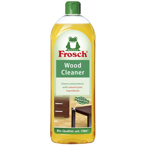 frosch wood floor cleaner