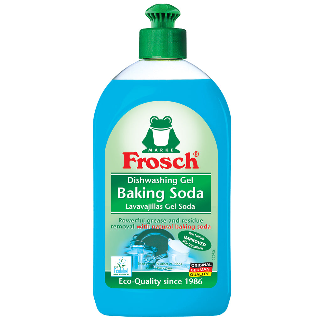 Baking Soda Dishwashing Gel