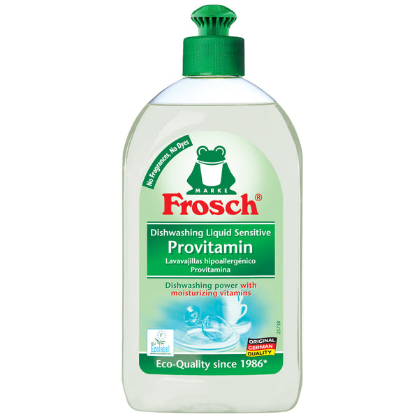 Provitamin Sensitive Skin Unscented Dishwashing Liquid