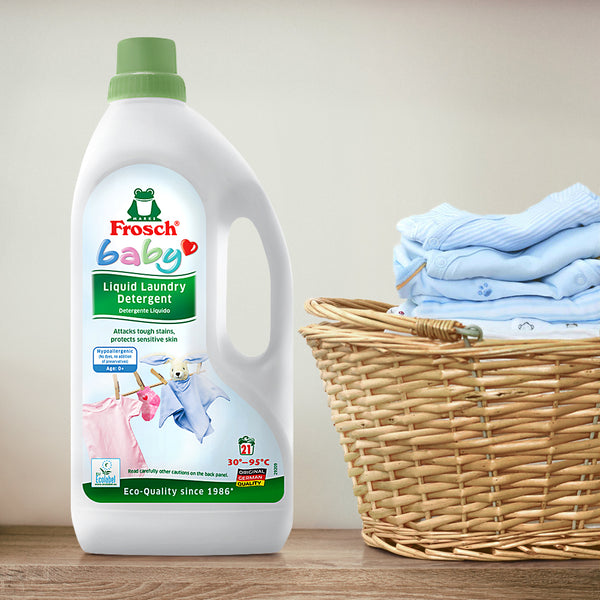 Baby Laundry Detergent - Frosch USA