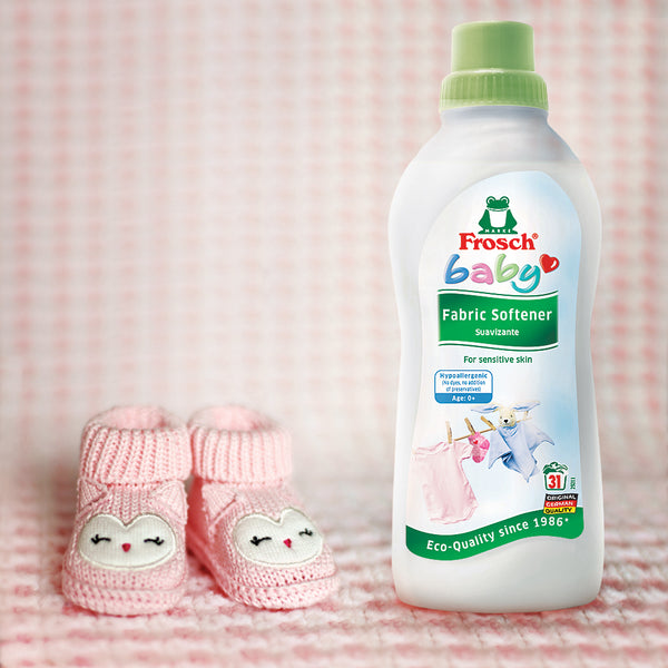 Baby Fabric Softener - Frosch USA