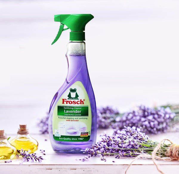 Lavender Sanitizing Spray - Frosch USA