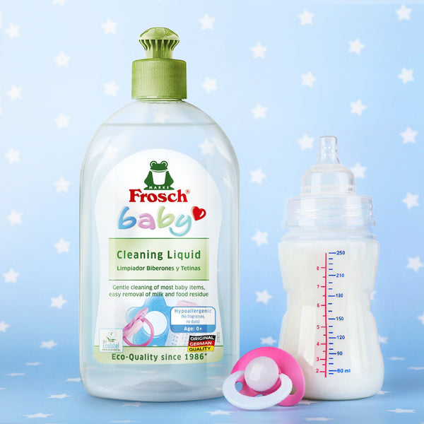 Baby Dishwashing Liquid - Frosch USA