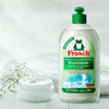 Provitamin Sensitive Skin Unscented Dishwashing Liquid - Frosch USA