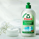 Sensitive Provitamin Unscented Dishwashing Liquid