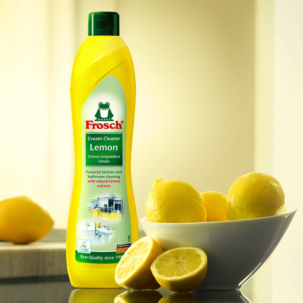Lemon Cream Cleaner - Frosch USA