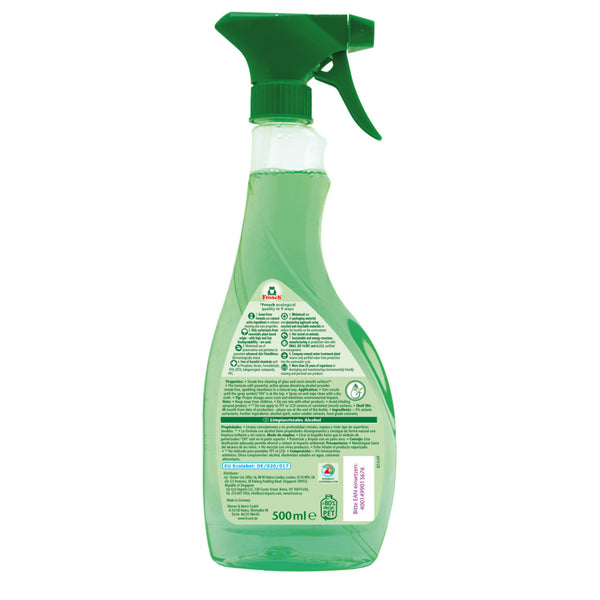 Bio Spirit Glass Cleaner - Frosch USA
