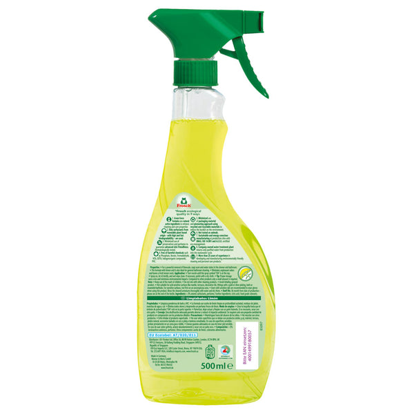 Lemon Shower and Bathroom Cleaner