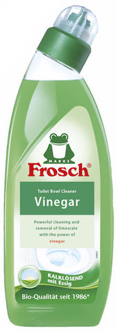 Frosch vinegar toilet cleaner