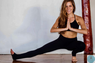 Featured #bloomgirl: Corinne DeCristoforo; Small Business Owner, Surfer, and Yogi!