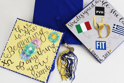 DIY Graduation Cap!