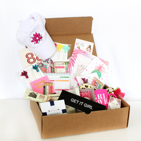#bloomgirlbox GIVEAWAY How To Enter + Contest Rules