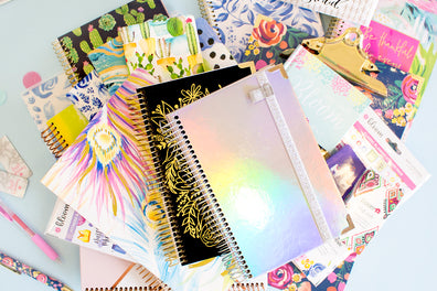 photograph regarding Stylish Planners and Organizers identify bloom everyday planners