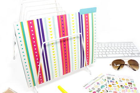 File Folder Set, Medallions