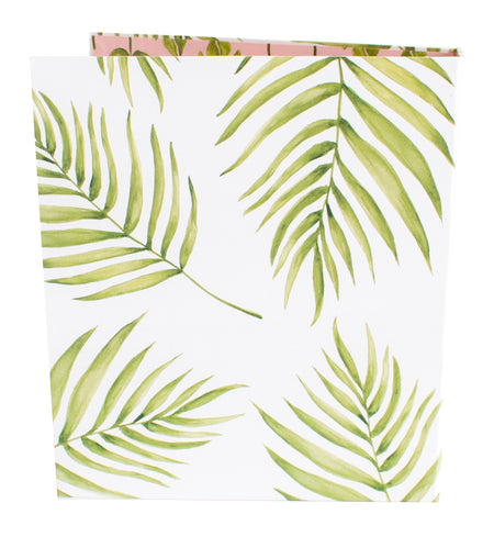 Binder, Palm Leaves