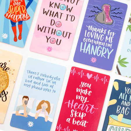 Love Note Card Decks