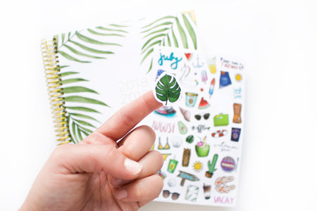 Sticker Sheets, Holiday Planner Stickers