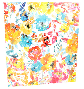 Binder, Happy Blooms