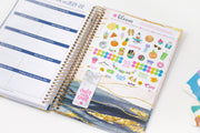 2021-22 Hard Cover Daily Planner & Calendar, Kindness Matters