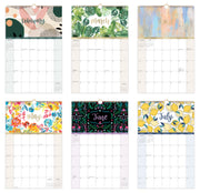 2021-22 Academic Hanging Wall Calendar, Seasonal