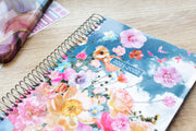 2021-22 Soft Cover Daily Planner & Calendar, Peony Dreams