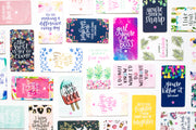 Card Deck, Encouragement Cards - IMPERFECT