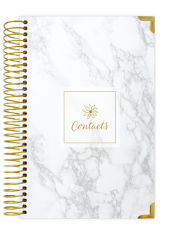 Contact Book, Marble