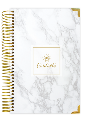 Address Book, Marble