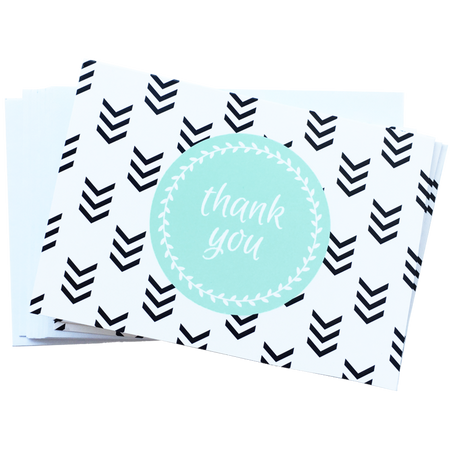 Card Set, Tribal Thank You