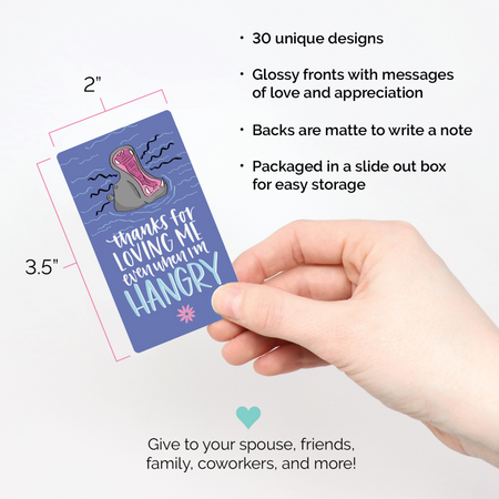 Card Deck, Love Notes