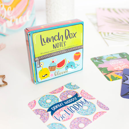 Card Deck, Lunch Box Notes - IMPERFECT