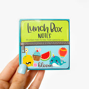 Card Deck, Lunch Box Notes