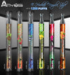 Disposable Atomos E- Hookah 1200 Puff 0.6% Nicotine