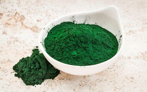 Organic Spirulina Powder 4 oz