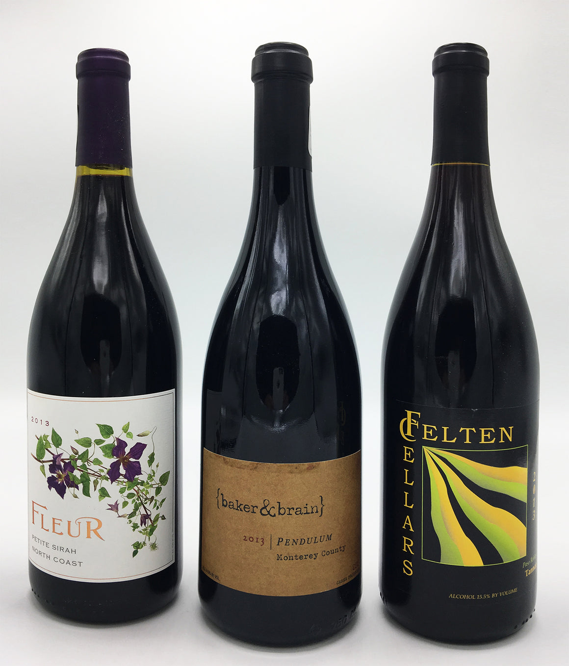 "Wine 3-Pack: ""Decadence in the Key of Red"""